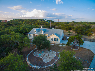 Helotes Single Family Home Active RFR: 21220 Scenic Loop Rd