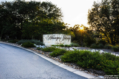 Boerne Residential Lots & Land For Sale: 7 Toutant Beaurega