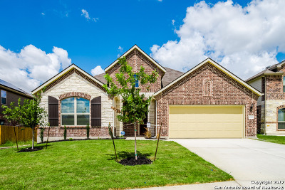 Schertz Single Family Home Price Change: 4920 Eagle Valley St