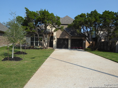 New Braunfels Single Family Home New: 918 Enclave Trl