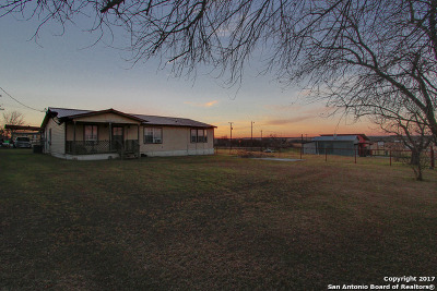 Wilson County Single Family Home New: 6701 Us Highway 87