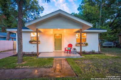 New Braunfels Single Family Home New: 1639 W Mill St