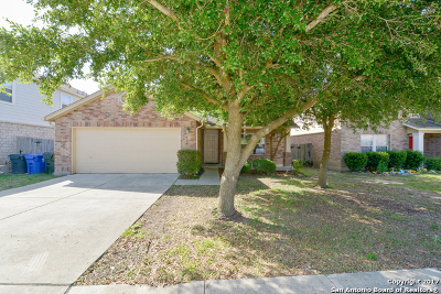 Cibolo Single Family Home New: 143 Woodstone Loop