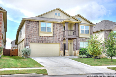 Cibolo Single Family Home New: 345 Morgan Run