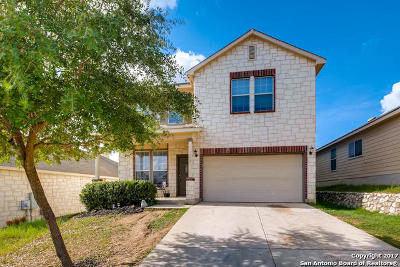 Boerne Single Family Home For Sale: 7659 Presidio Ledge