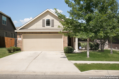 Cibolo Single Family Home New: 220 Rawhide Way
