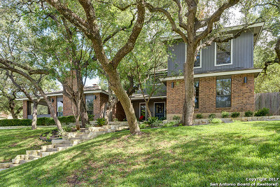 San Antonio Single Family Home New: 1602 Colquitt Dr