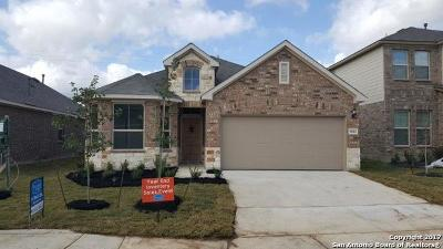 Helotes Single Family Home New: 9615 Bricewood Oak