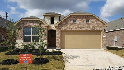 Helotes Single Family Home New: 9607 Bricewood Post