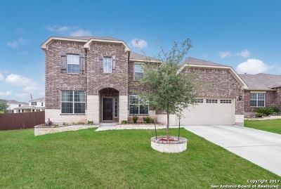 Bexar County Single Family Home New: 12023 Hunt Est