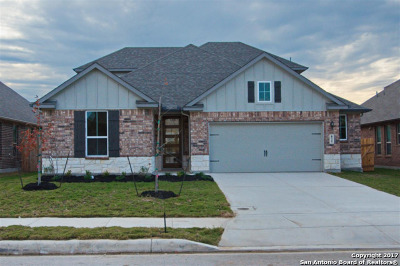 Cibolo Single Family Home New: 825 Alpino