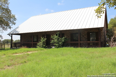 Medina County Single Family Home New: 203 County Road 7722