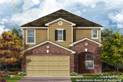 New Braunfels Single Family Home Back on Market: 2063 Shire Meadows