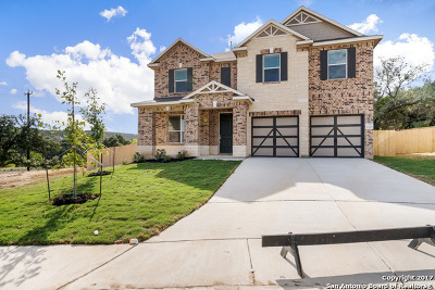 Helotes Single Family Home New: 11348 Red Oak Turn