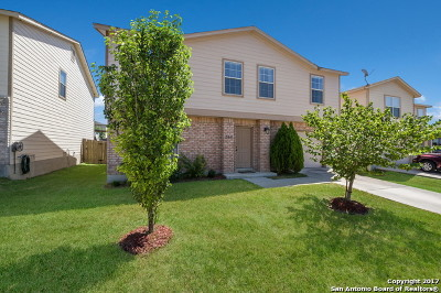 Cibolo Single Family Home New: 208 Gatewood Trce