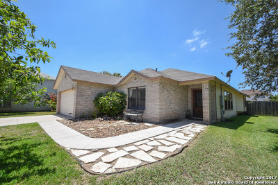 Boerne Single Family Home New: 126 Christen Ct