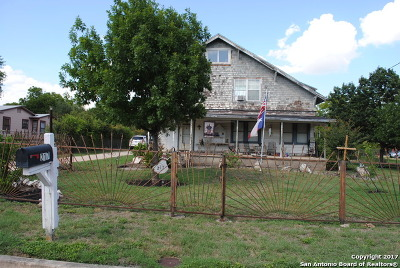 San Antonio Single Family Home New: 217 W Cheryl Dr