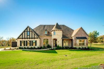 Single Family Home New: 8411 Pico De Aguila