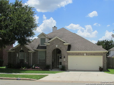 Cibolo Single Family Home New: 148 Green Brook Pl