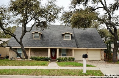 Bexar County Single Family Home New: 8803 Pertshire St