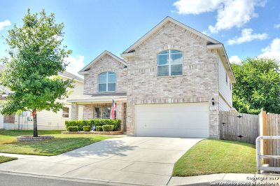 Cibolo Single Family Home New: 124 Farmview