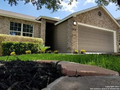Leon Valley Single Family Home New: 5720 Watercress Dr