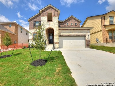 Cibolo Single Family Home Price Change: 245 Heavenly View