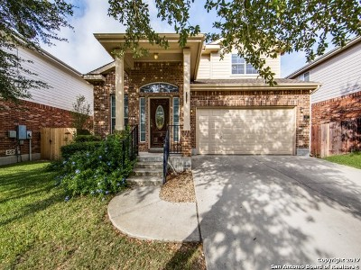 Schertz Single Family Home New: 517 Foxford Run Dr