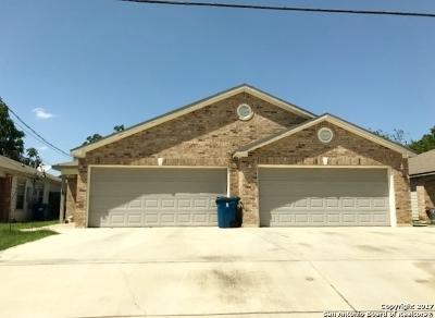 Atascosa County Multi Family Home New: 731 Dallas St