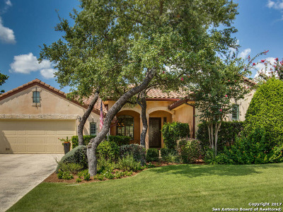 San Antonio Single Family Home New: 18234 Girasole