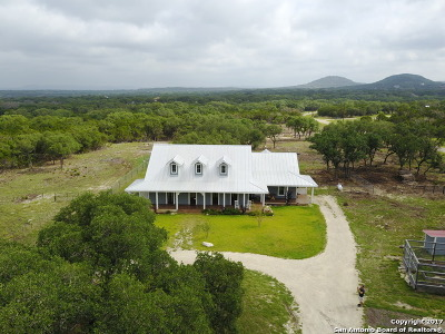 Bandera County Single Family Home New: 145 Oak Trail Dr