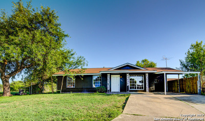 Single Family Home New: 7534 Sleepy Valley Dr