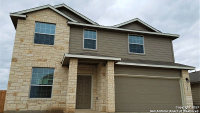 New Braunfels Single Family Home New: 2306 Clover Ridge