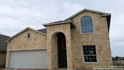New Braunfels Single Family Home New: 2307 Clover Ridge