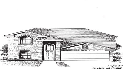 New Braunfels Single Family Home New: 2271 Clover Ridge