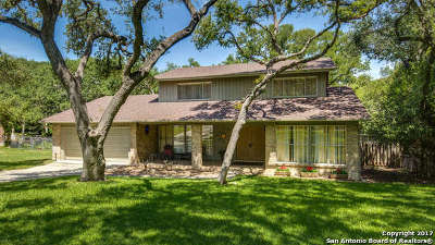 San Antonio Single Family Home New: 2607 Old Gate Rd