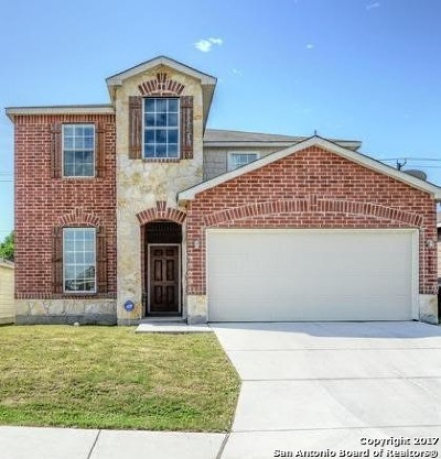 San Antonio Single Family Home New: 3507 Carruthers Oak