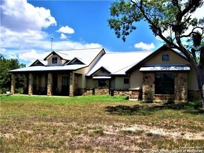 Single Family Home New: 180 Oak Park Rd