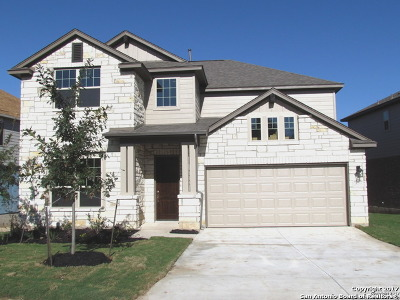 San Antonio Single Family Home New: 28233 Bass Knoll
