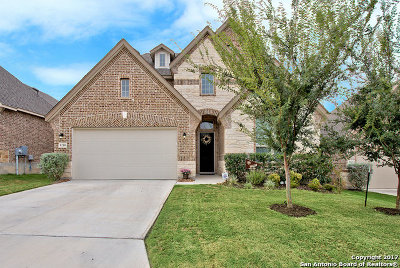 Boerne Single Family Home New: 8218 Marigold Fls