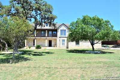 San Antonio Single Family Home New: 26040 Timberline Dr