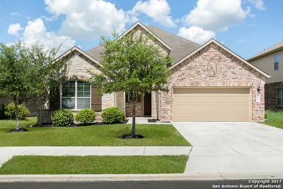 Schertz Single Family Home Price Change: 5024 Eagle Valley St