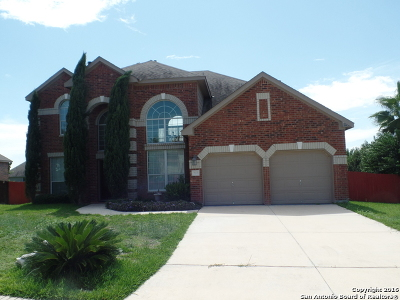 San Antonio Single Family Home New: 230 Gazelle Leap