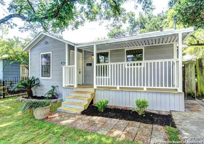 San Antonio TX Single Family Home New: $178,500