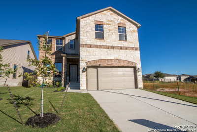 New Braunfels Single Family Home New: 2920 Sunset Summit