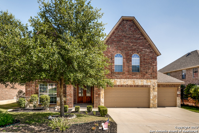San Antonio Single Family Home New: 3526 Hilldale Pt