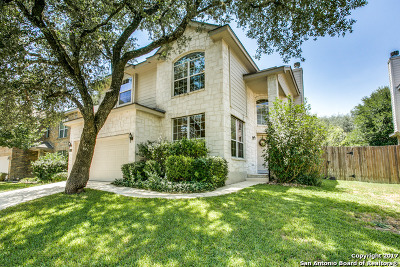 Helotes Single Family Home New: 8122 Eagle Peak