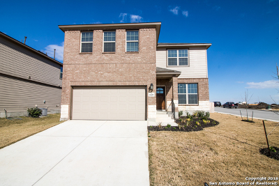 Converse Single Family Home New: 10439 Rosalina Loop