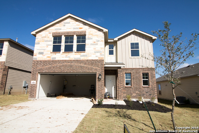 Converse Single Family Home New: 10403 Rosalina Loop