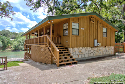 Comal County Single Family Home New: 6804 River Rd